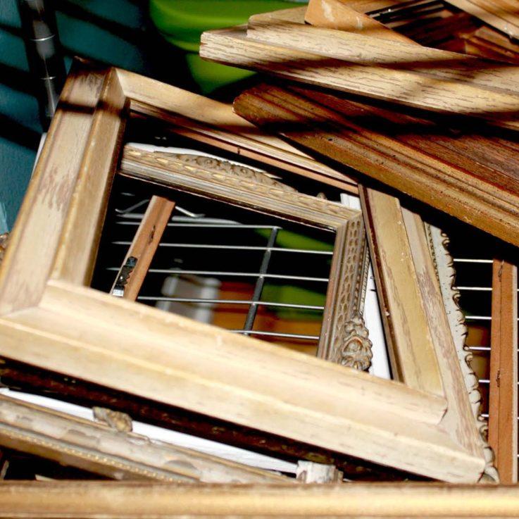 pile of frames 08-2010
